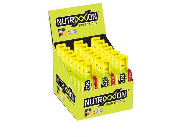 Nutrixxion Energy Gel Confezione 24 x 44g, Citrus